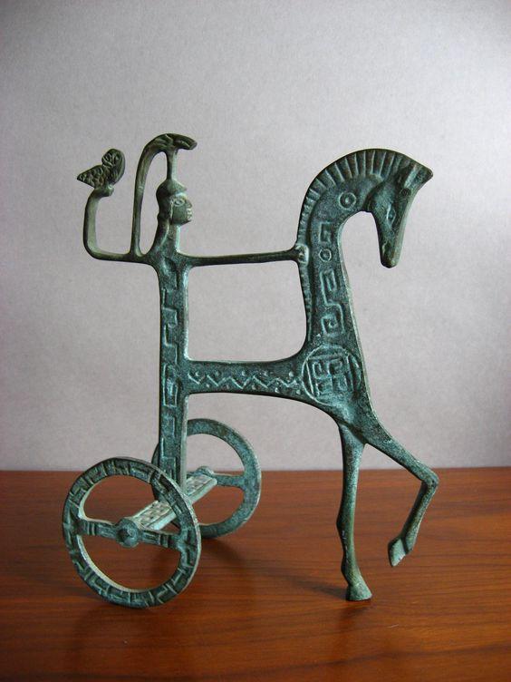 etruscan sculpture: