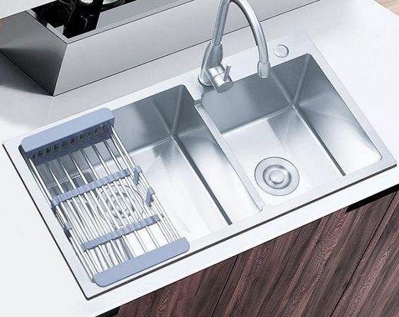 Chậu rửa bát Korea dùng có bền không?