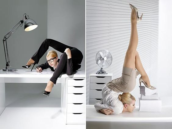 Contortionist S Bid For More Flexibility At Work