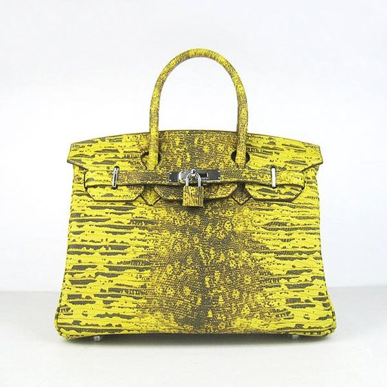 hermes messenger - For Herme Sale Birkin Handbags | ... Lizard Stripe Silver 30cm ...