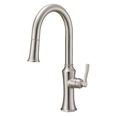 Artifacts Pull Down Faucet With Docknetik And Berrysoft Promotion And Masterclean Technologies Vintage Kitchen Faucet Kitchen Faucet Kitchen Handles