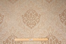 Fretwork/Scroll Outdoor :: Artisan in Oats Outdura Woven Acrylic Outdoor Fabric $14.95 per yard - Fabric Guru.com: Fabric, Discount Fabric, Upholstery Fabric, Drapery Fabric, Fabric Remnants, wholesale fabric, fabrics, fabricguru, fabricguru.com, Waverly, P. Kaufmann, Schumacher, Robert Allen, Bloomcraft, Laura Ashley, Kravet, Greeff