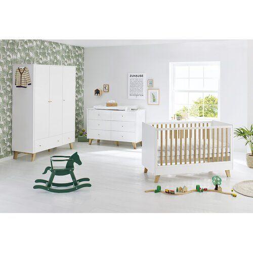 Pinolino 3 Tlg Babyzimmer Set Pan In 2020 Nursery Furniture