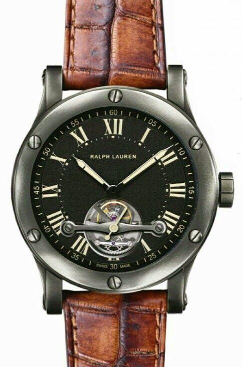 Ralph Lauren Tourbillon Watches