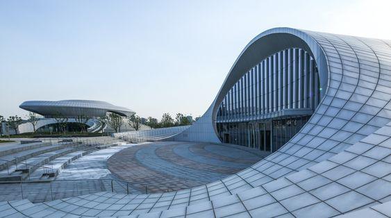 Kunshan Electronic and Bicycle Pavilion  / SIADR