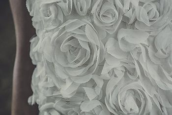 Top Renan porté sur la robe Allen | Laure de Sagazan
