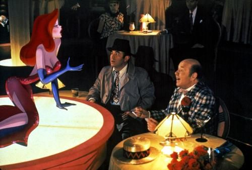 Amy Irving was Jessica Rabbit's singing voice for Peggy Lee's classic Why Don't You Do Right in Who Framed Roger Rabbit (1988) with Bob Hoskins and Stubby Kaye.