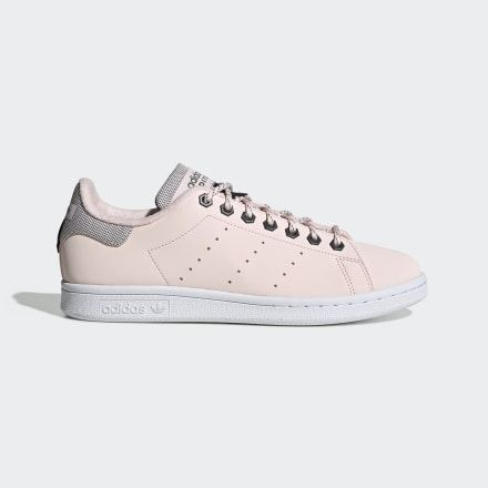 Stan Smith Shoes Pink Womens in 2020 | Stan smith shoes