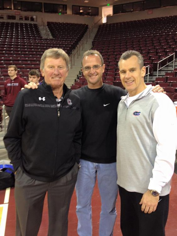 Spurrier, Donovan and I