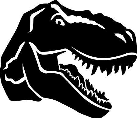 Dinosaur T Rex Head2 9435 9435 Svg 450 387 Pinterest Blog Festa De Aniversario De Dinossauro Molde De Palhaco Festa Dinossauro