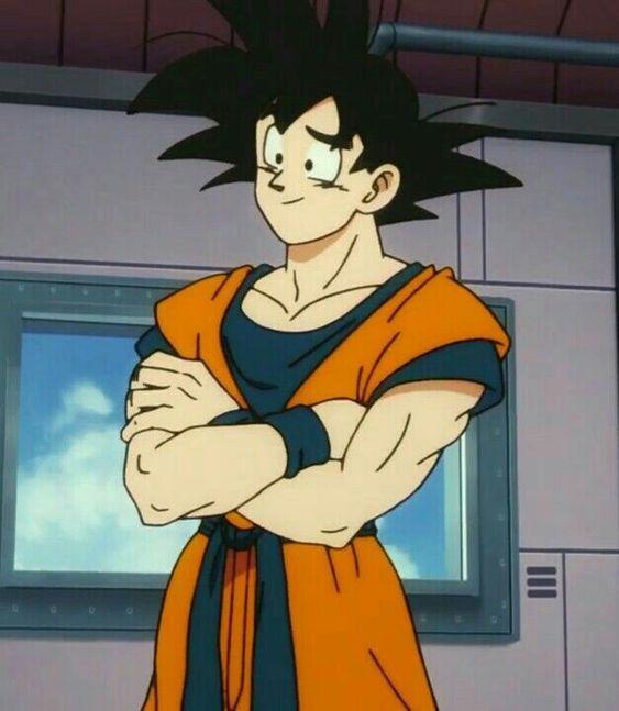 Goku S Age Anime Dragon Ball Super Dragon Ball Super Manga Dragon Ball Goku