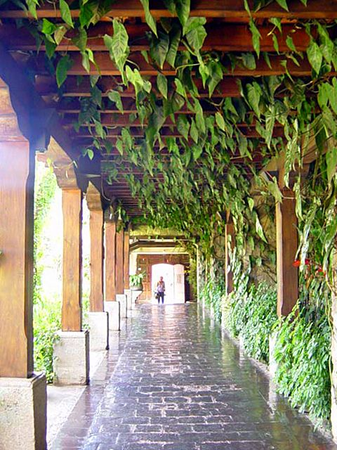 Casa Santo Domingo - Antigua, Guatemala