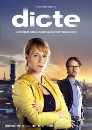 2012 - Dicte .  A compelling show, Danish television , subtitles, on Netflix.  We are both enjoying this show very much.