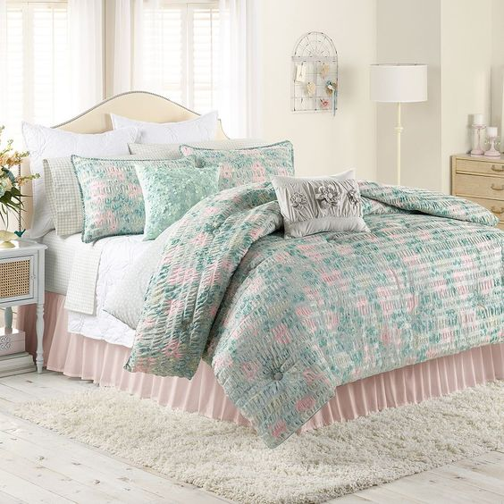 LC Lauren Conrad for Kohl's Meadow Bedding | Home Decor ...