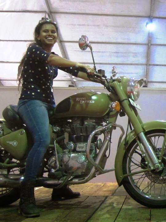 Indiagirlsonbike Women Empowerment Of India Indian Lady Riding