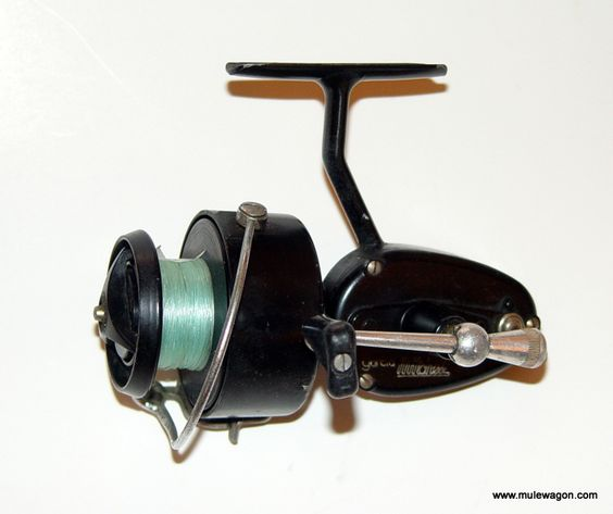 This old mitchell 300 fishing reel is used and is the for Used fishing reels
