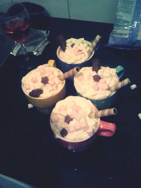 Hot chocolate nights