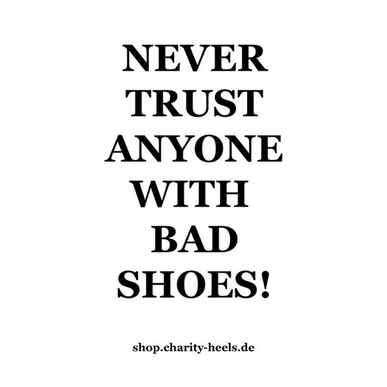 Charity Heels Shoe Quotes Collection 2015 | Charity Heels