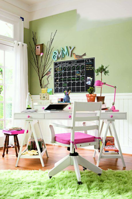 If your a college girl who wants the cutest office space in your university then I would suggest this!