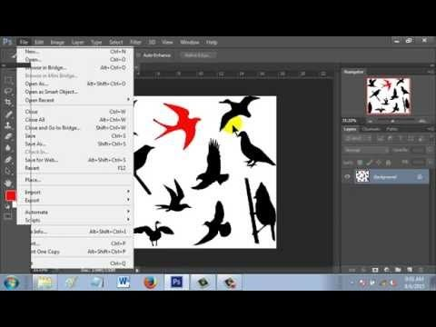 How To Change Color Using Quick Selection Tool In Photoshop Youtube
