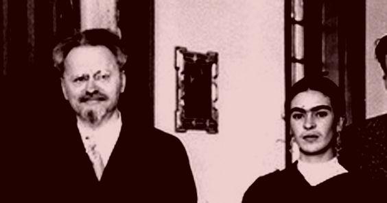 Leon Trotsky y Frida Kahlo: La breve historia de un romance que ...