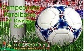 Portal Esporte São José do Sabugi: Campeonato Paraibano 2ª Divisão: Resultados da 4ª ...