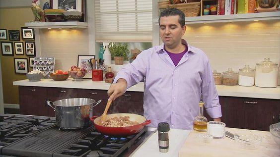 """Videos von """"Kitchen Boss"""" Antipasta-Salat"""