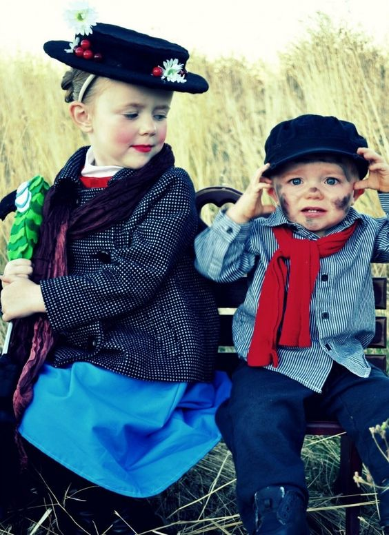 50 Last Minute DIY Halloween Costumes for Kids via Brit + Co.: