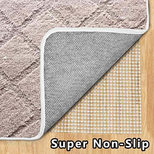 Enjoy Holiday 1981 Non Slip Area Rug Pad 2 6 Area Runner Rug Pad For Hardwood Floor Super Strong Grip Provides Protection And Cushion In 2020 Area Rug Pad Rug Runner Rug Pad