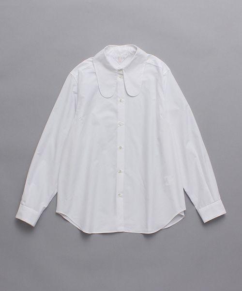 AMBIDEX Store ◎ JILWONDER 70s Shirts (F White): l'atelier du savon