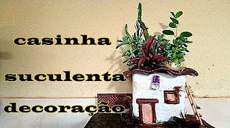 DIY.MINI CASINHA COM LUZ. (MINI CASITA CON LUZ) - YouTube