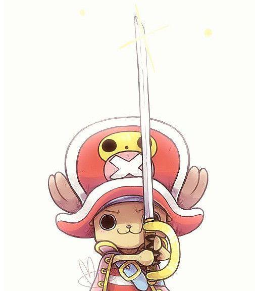 海賊王のチョッパーの画像