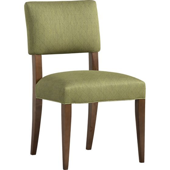 Crate And Barrel Dining Chair: Cody Side Chair In Dining Chairs