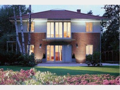 stadtvilla celle einfamilienhaus von haacke haus gmbh co kg haus xxl modern luxus. Black Bedroom Furniture Sets. Home Design Ideas