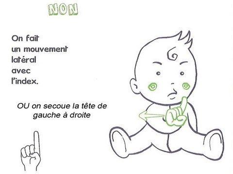 Expressions faciales de la langue des signes