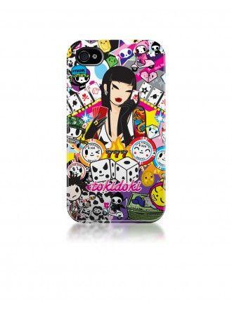 Lucky 777 iPhone 4 Capsule Case #39.99
