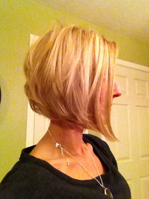 Awesome Layered Bobs Bobs And Layered Inverted Bob On Pinterest Hairstyles For Men Maxibearus