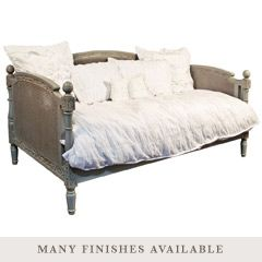 Newport Cottages Provence Juliette Daybed : High Point Market Trends: Daybeds #laylagrayce #hpmkt #lgmarketfind #daybeds