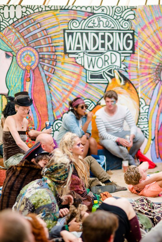 Shambala Festival | 2013 | The Wandering Word