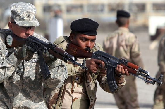 US military spokesman says number of US troops in Iraq has increased to 4,460…