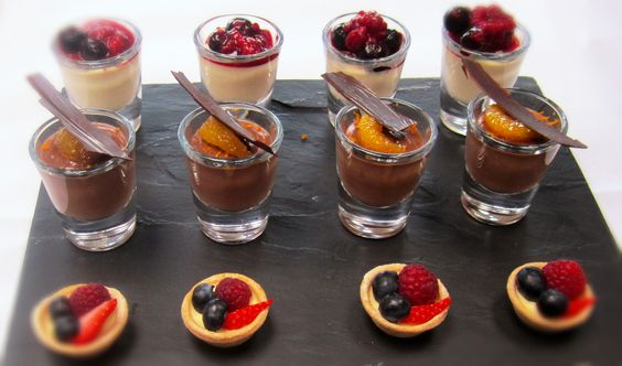 Sweet canapes ideas google search blessing pinterest for Canape dessert ideas