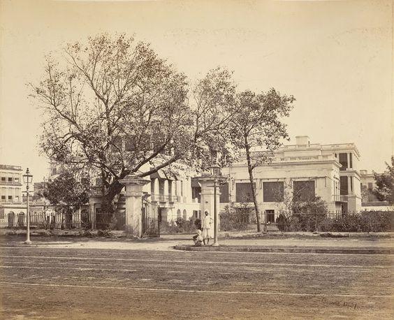 The Bengal Club, Calcutta (Kolkata) 1865