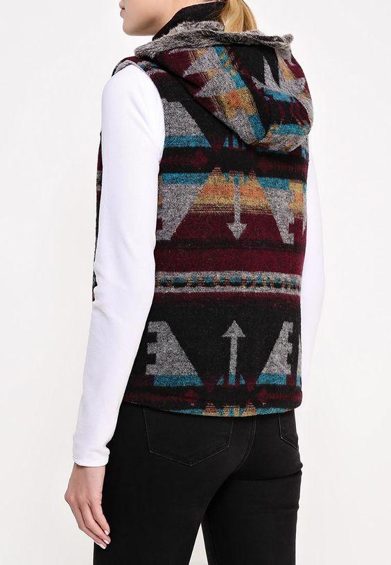 Жилет Rip Curl HELSA JACKET купить за 3 270руб RI027EWGPL86 в интернет-магазине Lamoda.ru