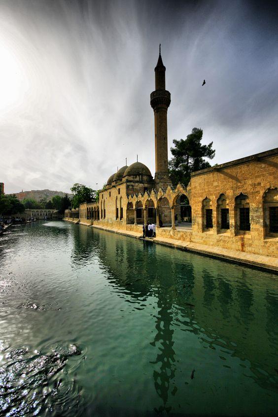 Balıklı Göl, Şanlıurfa, Turquía