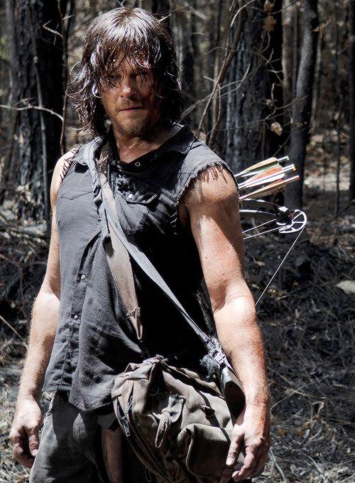 The Walking Dead Season 6 Daryl
