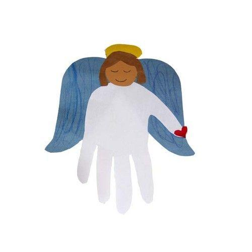 Angel Kid Craft Ideas