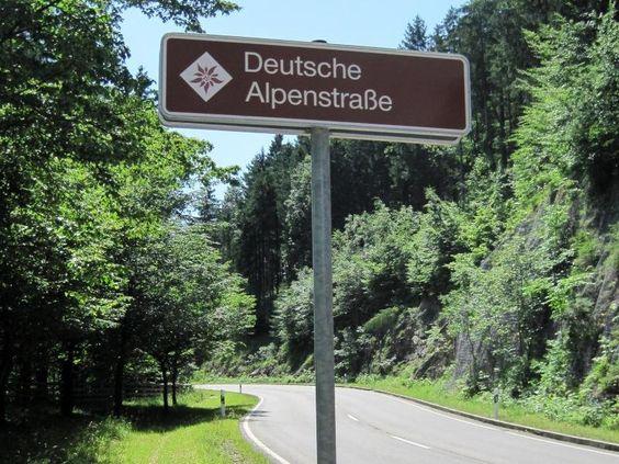 Bild zu Deutsche Alpenstraße: