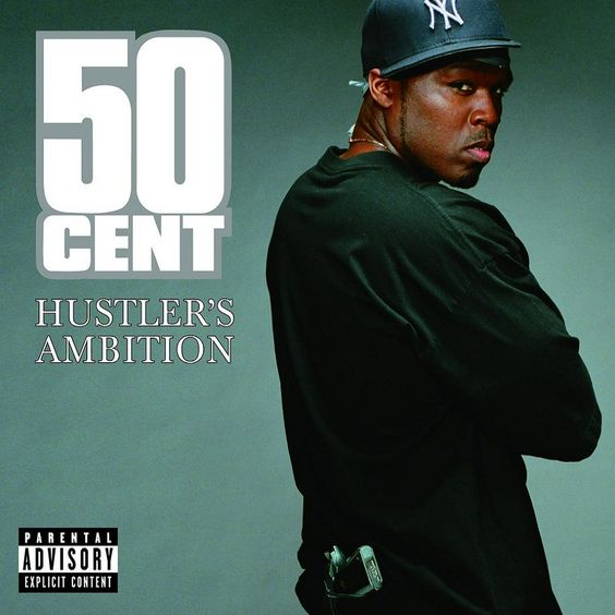 50 Cent – Hustlers Ambition (single cover art)