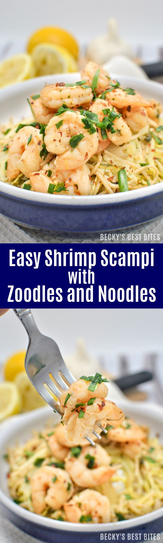 ... shrimp scampi over whole wheat shrimp scampi over whole grain linguini