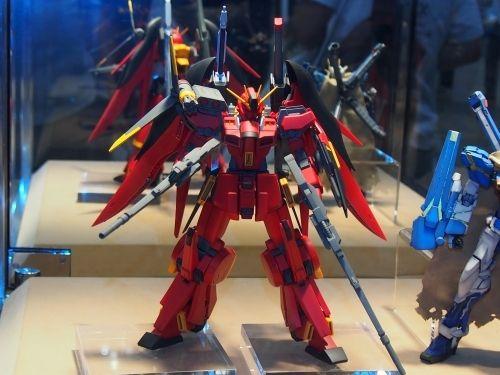 Gundam Breaker Custom Gunpla - On Display @ C3 x Hobby 2013 (Japan) | New Gundam Models